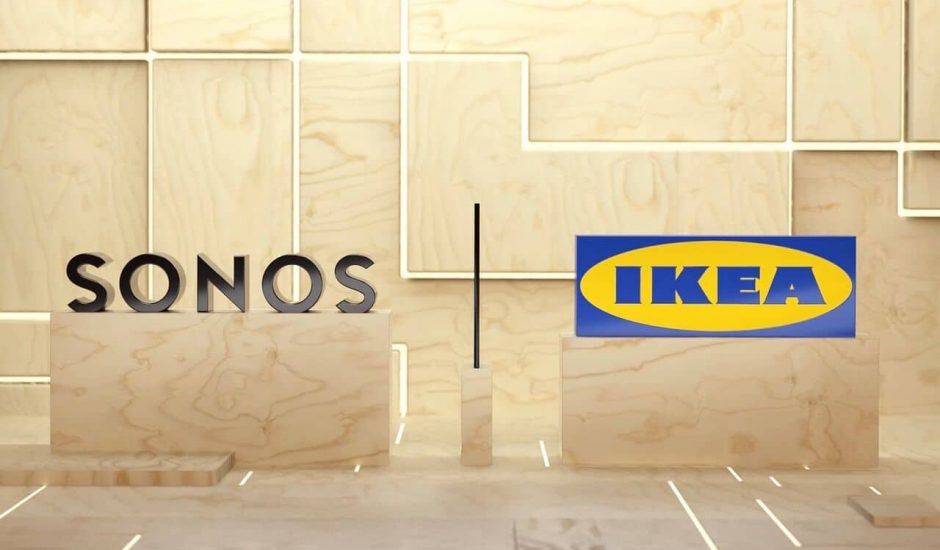 Ikea collaboration sonos