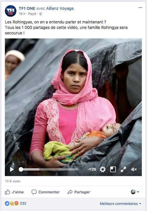 TF1 one rohingyas minutebuzz