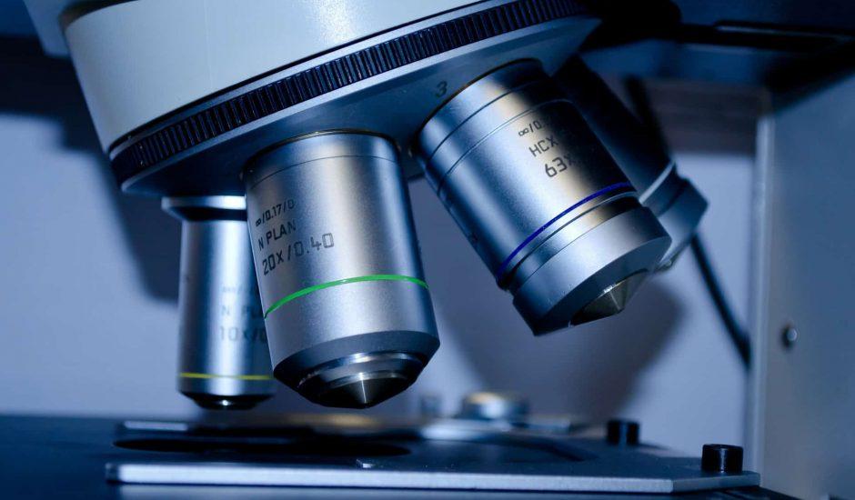 microscope intelligence artificielle