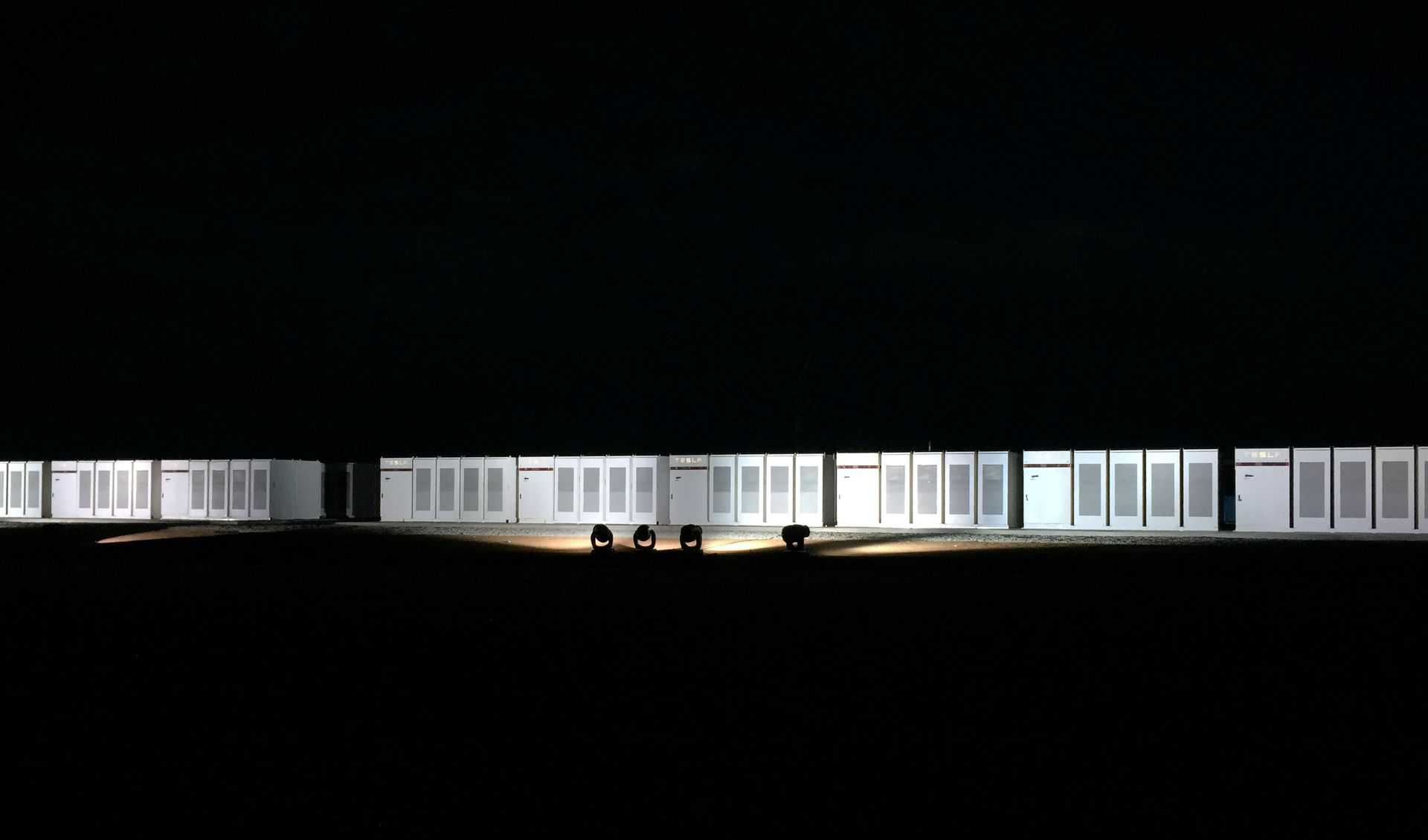 batterie Tesla Australie