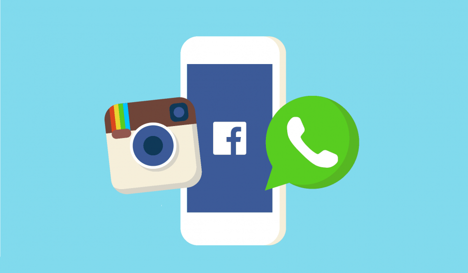 instagram facebook whatsapp