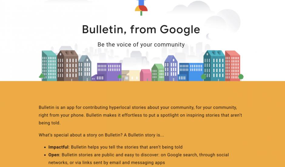 app Bulletin
