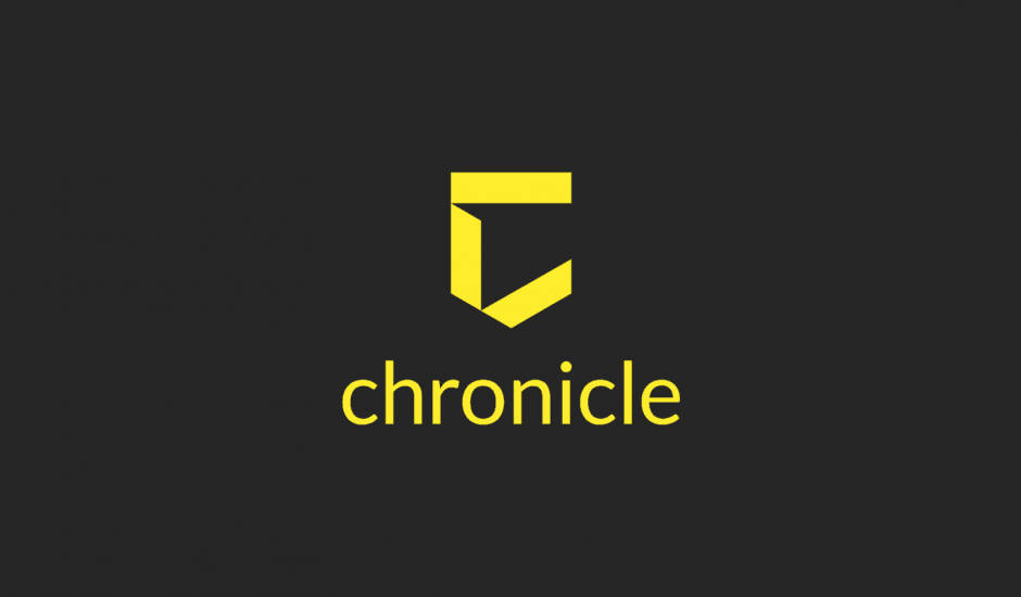 Alphabet lance Chronicle