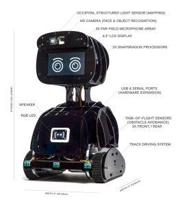 Misty 1 CES Misty Robotics
