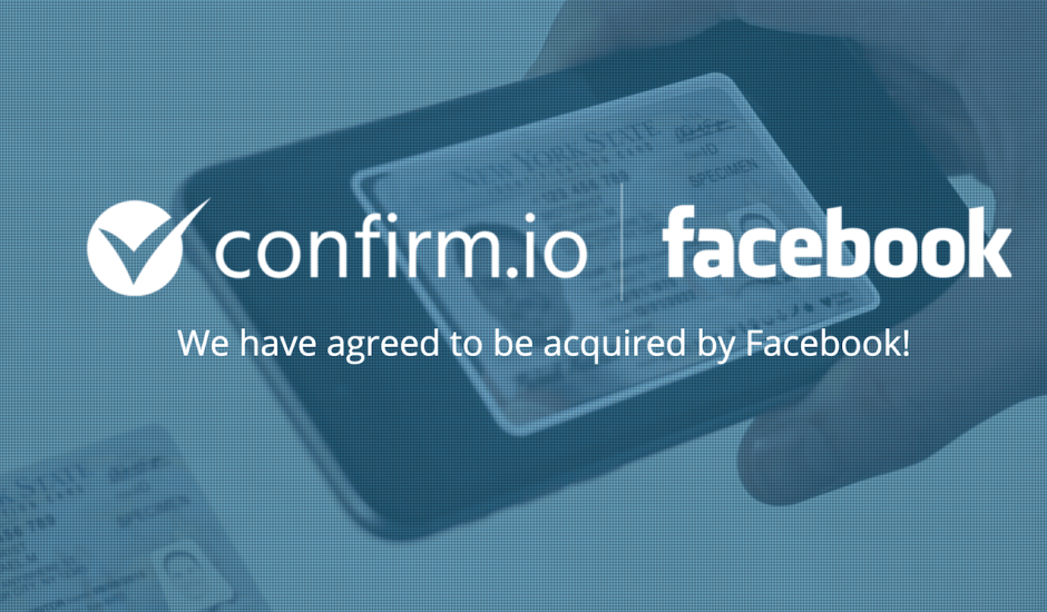 Confirm.io et Facebook