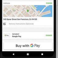 google pay pour gagner des parts de marché face à Apple et Samsung