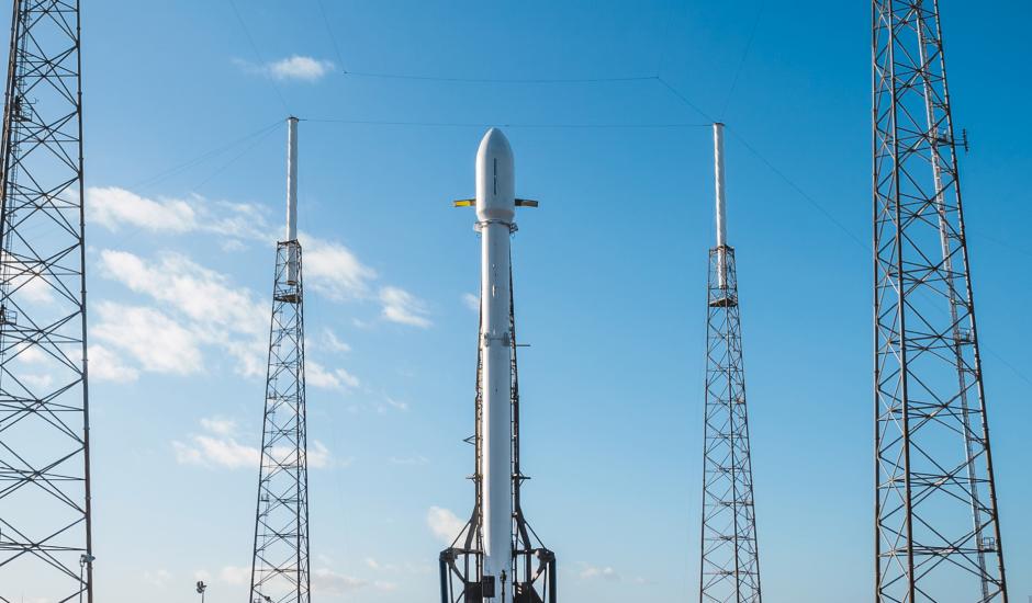 satellite zuma spacex