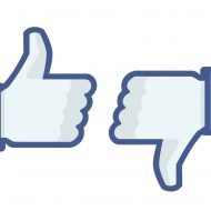 Facebook Downvote Belgique