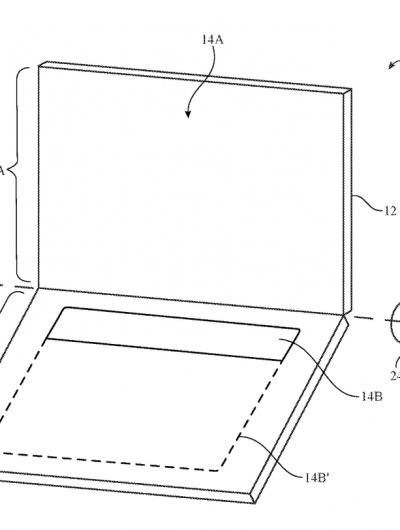 MacBook clavier OLED