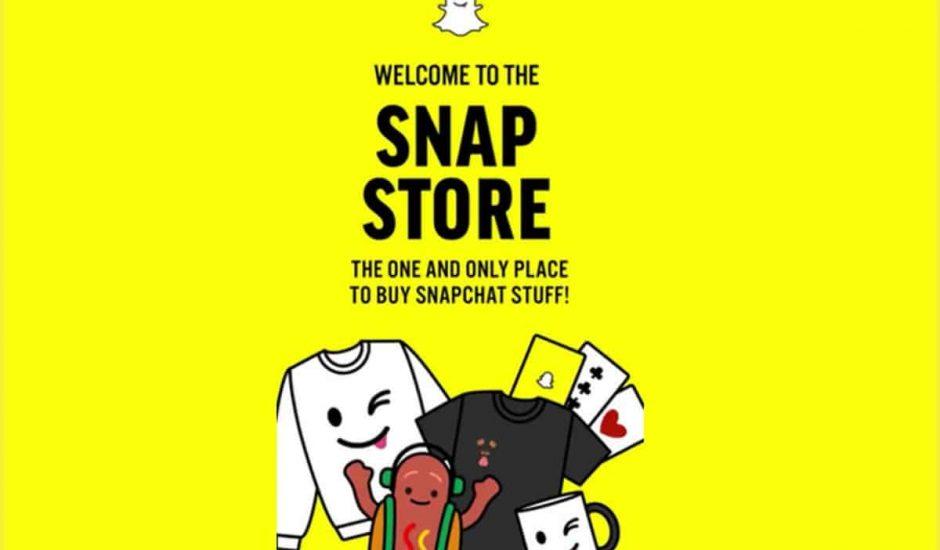 Snapchat boutique