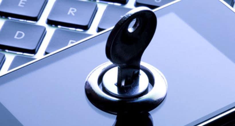 sécurité mot de passe