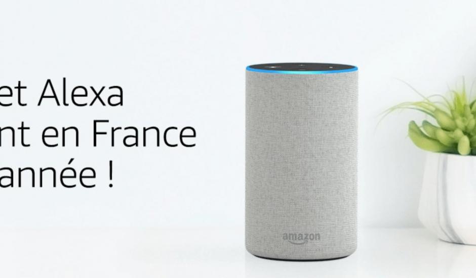 Alexa en France