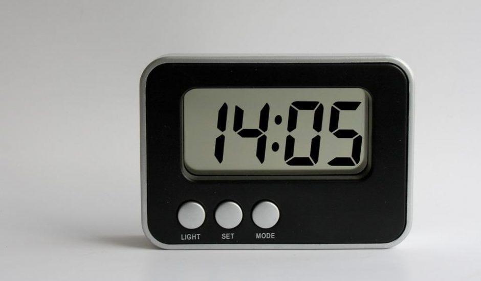 appareils horloge
