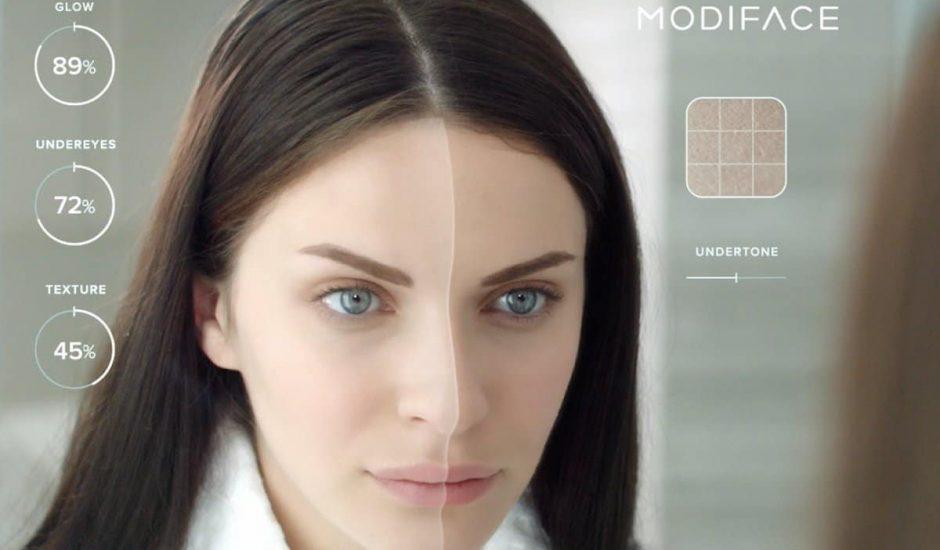 Modiface acquis par L'Oréal