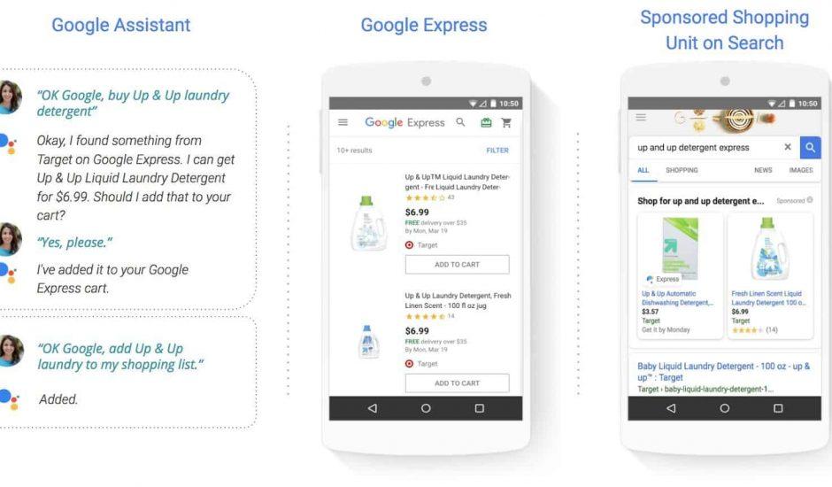 Google lance Shopping Actions, un programme pour faire face à Amazon.