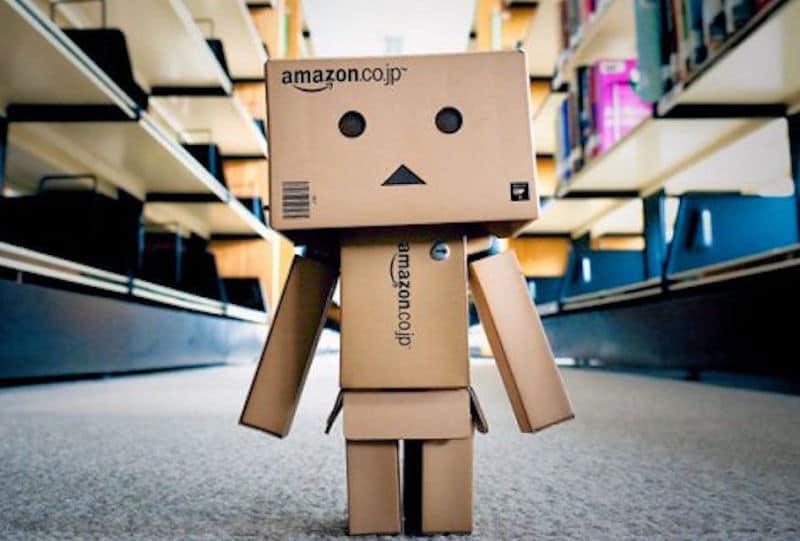 Amazon travaillerait sur son propre robot domestique