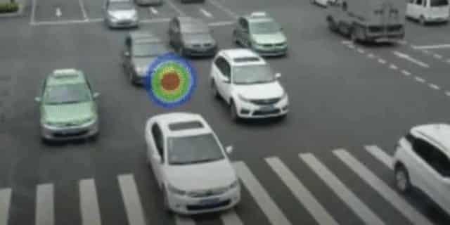 En Chine, des caméras identifient les voitures qui klaxonnent