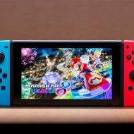 Nintendo Switch faille