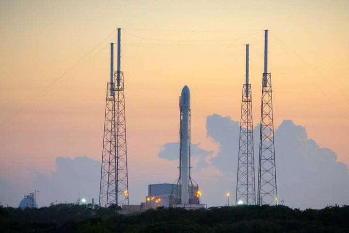 SpaceX lancement Zuma