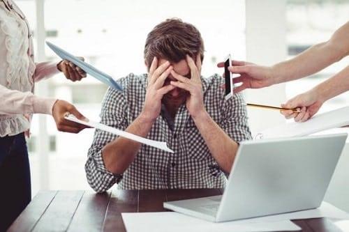 Le stress au travail