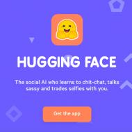 hugging face