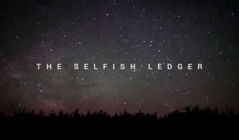 Google The Selfish Ledger