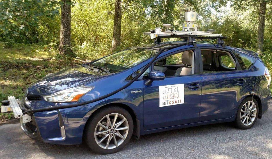 Voiture autonome MIT CSAIL