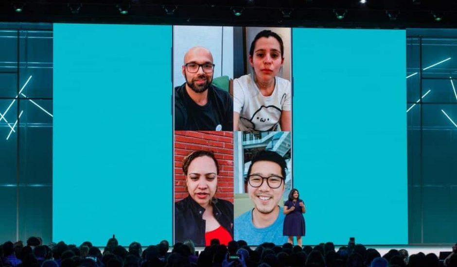 WhatsApp appels groupe