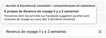 facebook données transmises par les utilisateurs