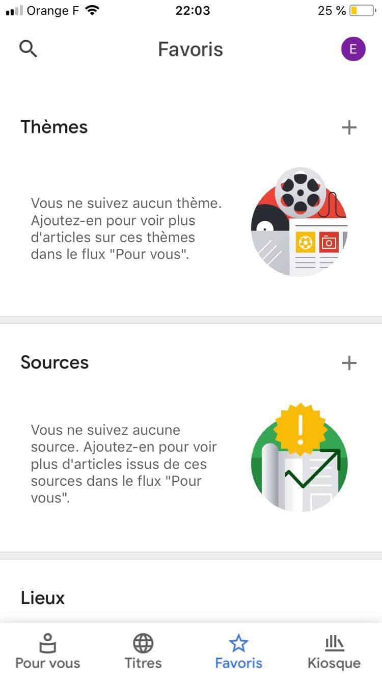 La nouvelle application Google Actualités enfin disponible !