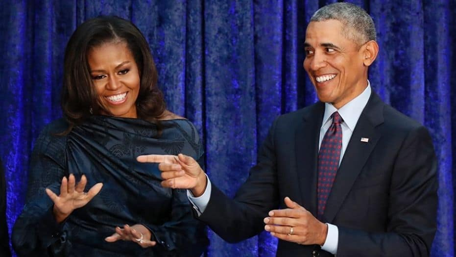 Le couple Obama devient producteur pour Netflix