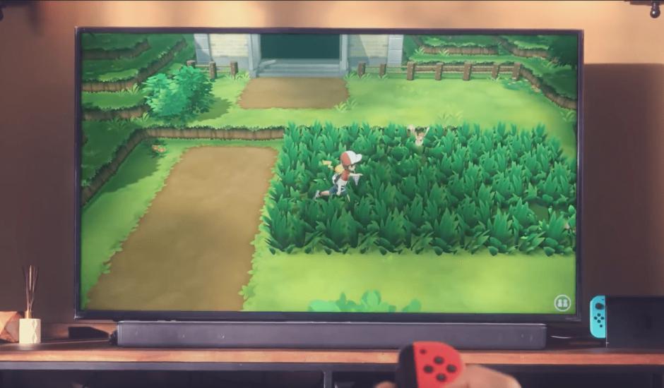Pokemon let's go Pikachu et let's go Évoli nintendo switch