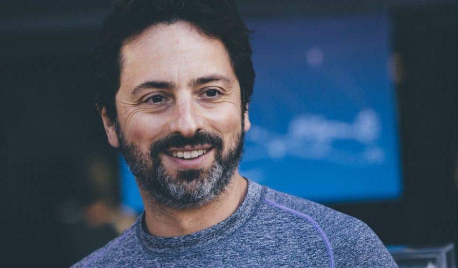 Sergueï Brin cofondateur de Google