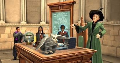 test Harry Potter Hogwarts Mystery univers saga