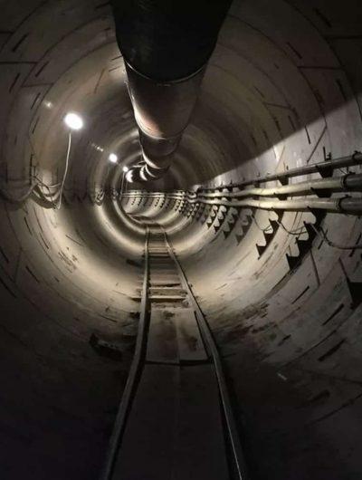 tunnels The Boring Company