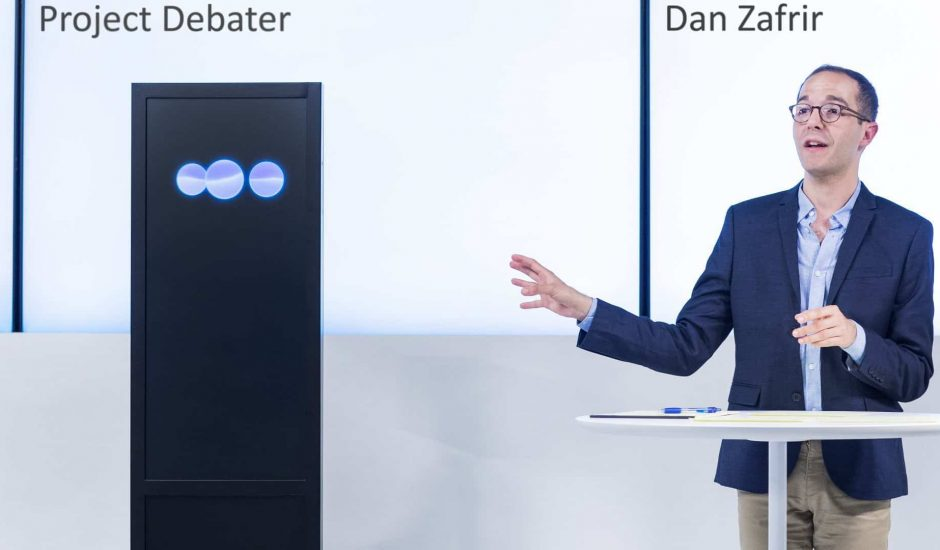 Project Debater IBM