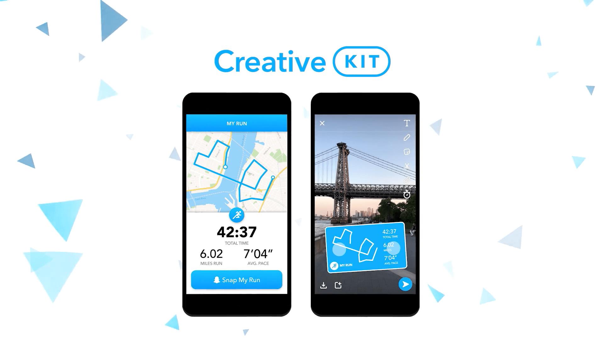 Creative Kit Snapchat