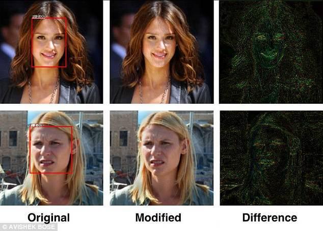 Des chercheurs ont créé une IA capable de vaincre les systèmes de reconnaissance faciale
