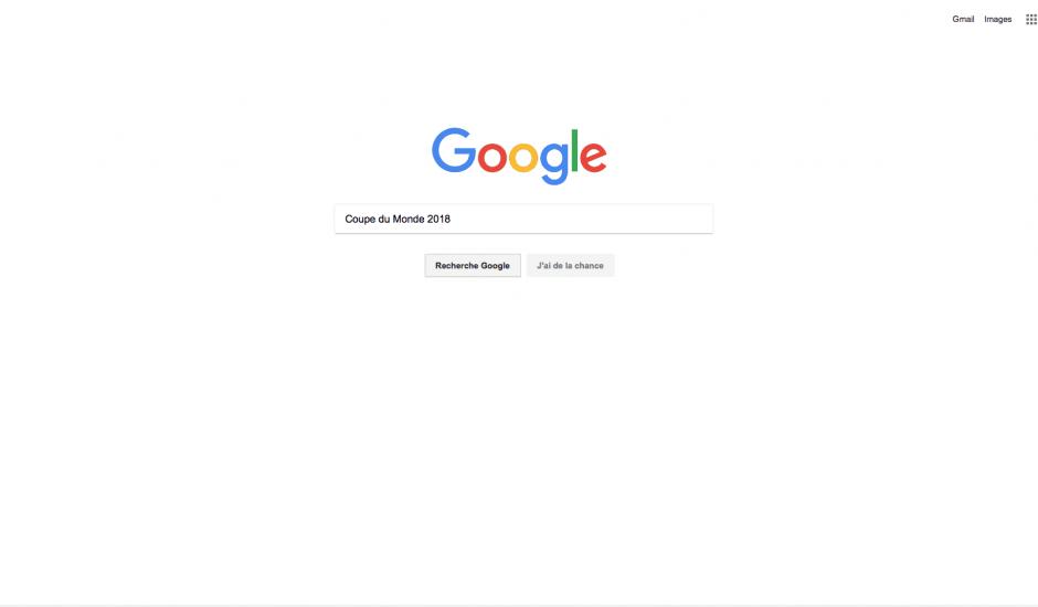 coupe du monde 2018 requêtes et volume recherche seo