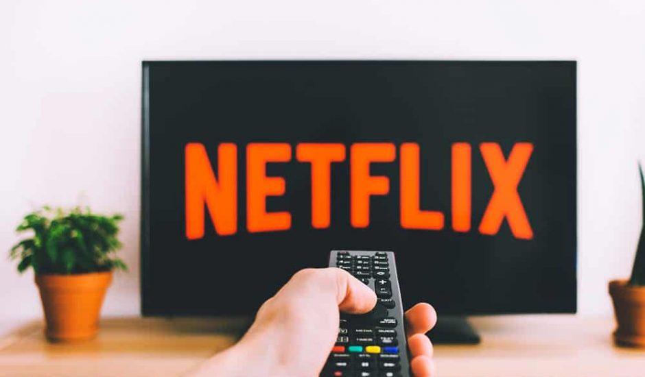 Netflix Salto bourse