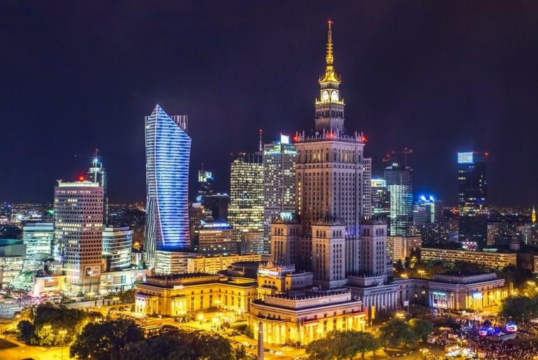 La Pologne est en train de devenir le lièvre de l'europe sur le retail