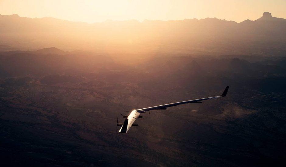 Facebook ne construira pas son drone Aquila pour connecter le monde à Internet