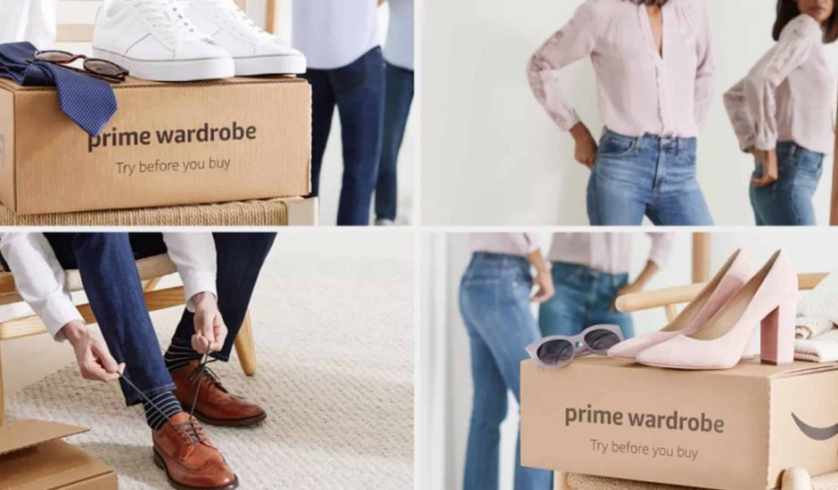 service Prime Wardrobe est disponible pour tous ses abonnés Prime US