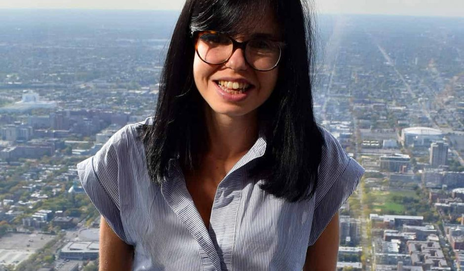 chercheuse Jess Wade femmes