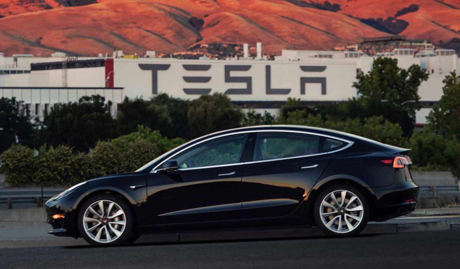 Tesla Model 3 fournisseurs