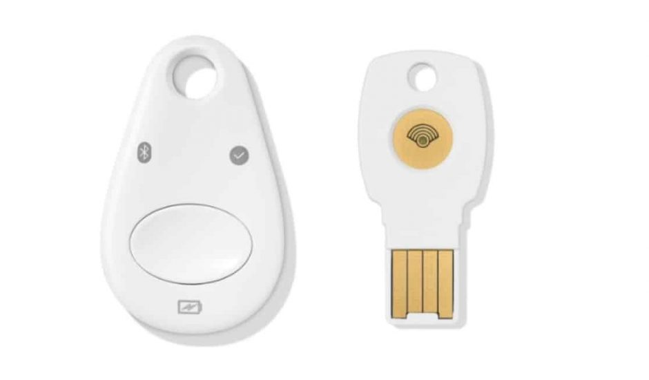 Lancement Titan Security Key Google