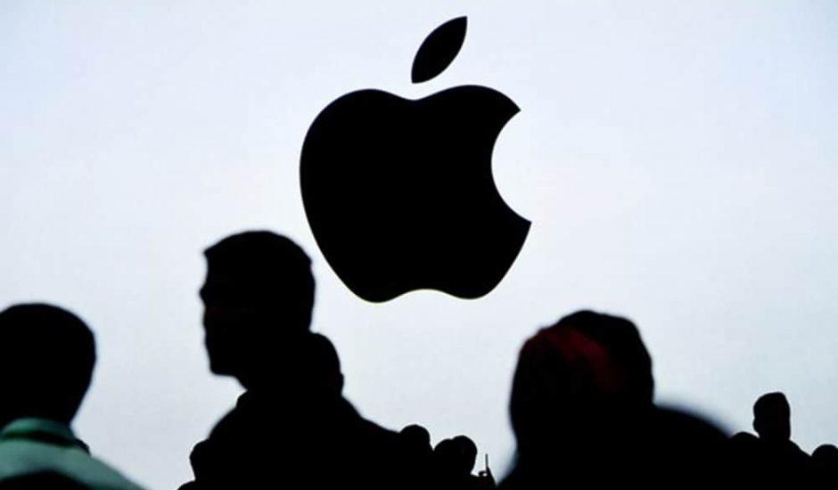 Apple non coupable lunettes