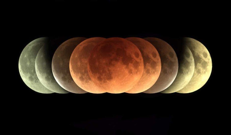 Une éclipse lunaire est prévue vendredi 27 juillet