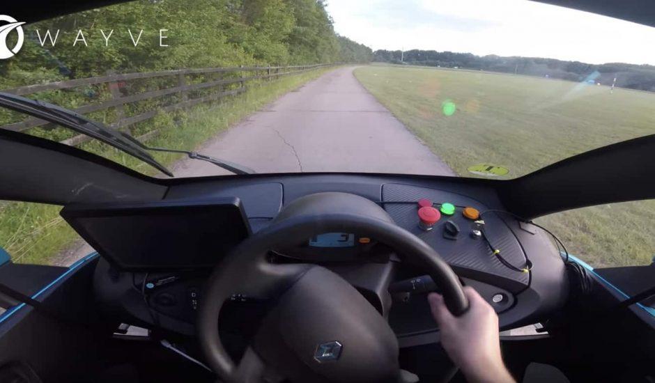 20 minutes, c'est le temps que cette IA aura mis pour apprendre à conduire