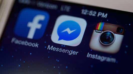 Facebook testerait de nouvelles options pour se connecter à Messenger